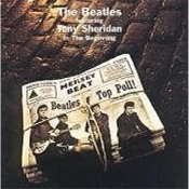 IN THE BEGINNING BY BEATLES/SHERIDAN,T (CD)