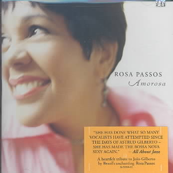 AMOROSA BY PASSOS,ROSA (CD)
