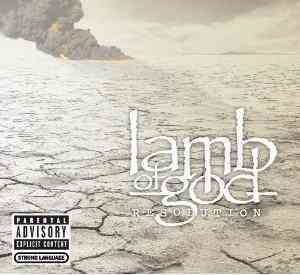 RESOLUTION BY LAMB OF GOD (CD)