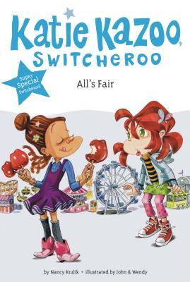 All's Fair By Krulik, Nancy E./ John & Wendy (ILT)